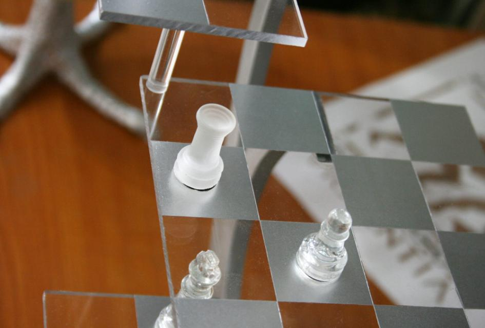 Star Trek 3d Chess Set Build Finished Rpf Costume And